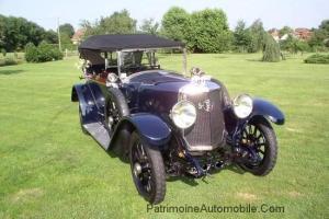 Panhard-Levassor-X33-11-300x200 Panhard Levassor X33 de 1922 Divers Voitures françaises avant-guerre