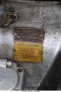 Panhard-Levassor-X33-4-200x300 Panhard Levassor X33 de 1922 Divers Voitures françaises avant-guerre