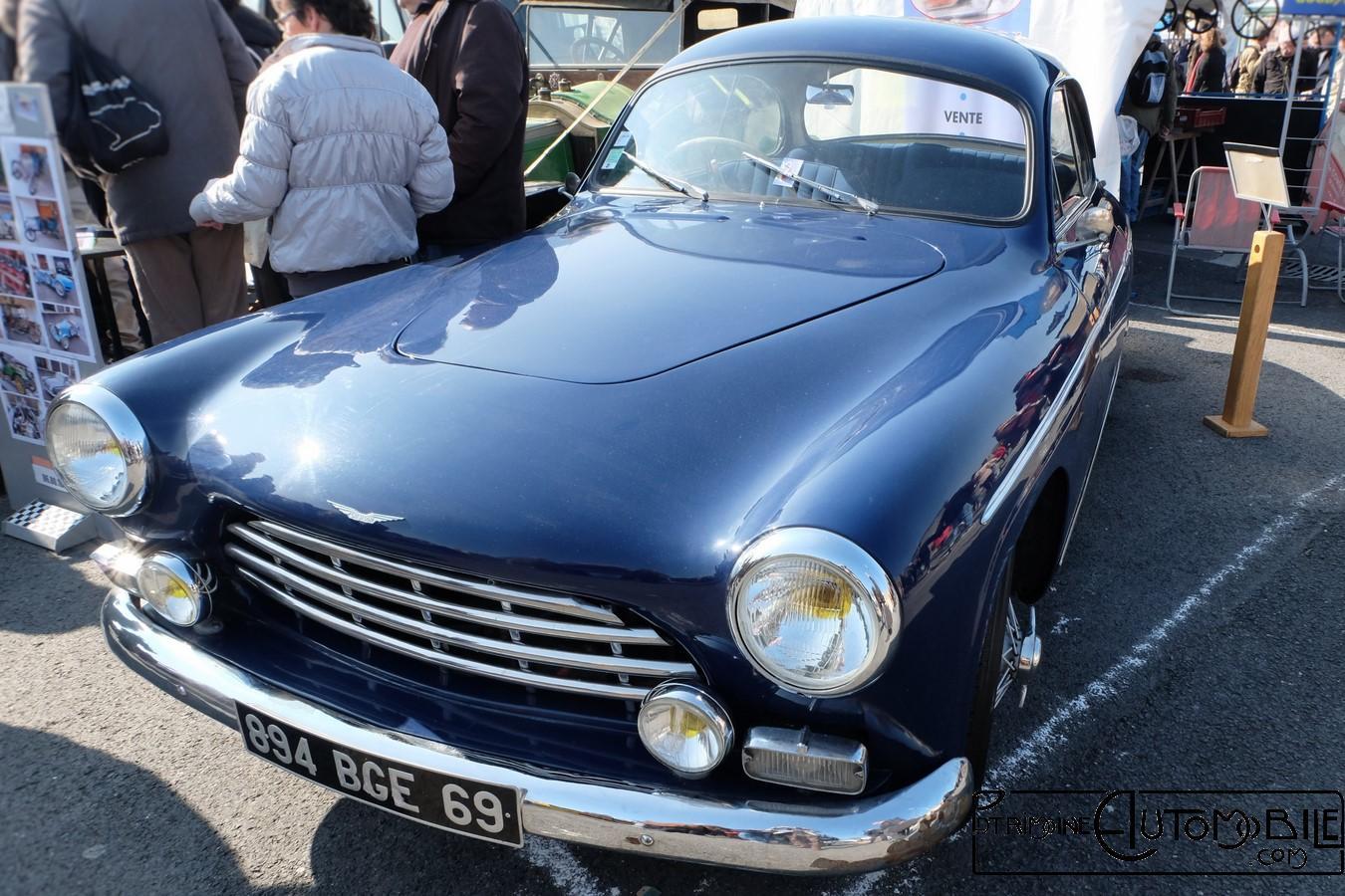 L 39 amicale salmson reims patrimoine automobile com for Salon auto reims