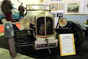Sandford-FT5-1934-3-300x200 Sandford Type FT5 de 1934 Cyclecar / Grand-Sport / Bitza Divers