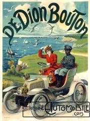 """ddbpub-225x300 De Dion Bouton """"Populaire"""" Type V de 1904 Divers"""