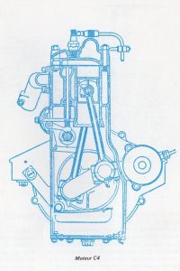 Amilcar 6CV dans L'automobiliste de mars-avril 1967 (16)