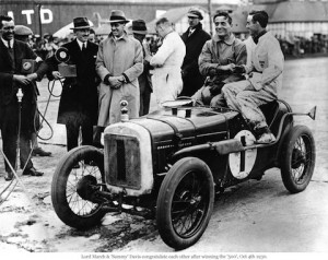 "Austin-7-Ulster-winner-of-1930-500-Mile-Race-Brooklands-300x238 Austin 7 (seven) ""Ulster"" de 1930 Cyclecar / Grand-Sport / Bitza Divers Voitures étrangères avant guerre"