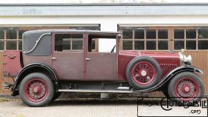 """Hispano-Suiza-T49-1927-12-300x169 Hispano-Suiza T49 de 1927 ( """"Weymann Saloon"""" par HJ Mulliner ) Divers Voitures françaises avant-guerre"""
