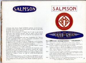 Salmson dans L'automobiliste n4 de mai-juin 1967 (2)