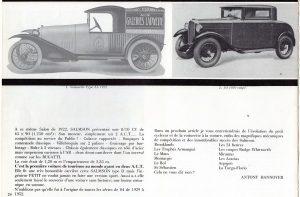 """Salmson-dans-Lautomobiliste-n4-de-mai-juin-1967-7-e1461688642892-300x197 Salmson (dans """"L'automobiliste"""" n°4 de 1967) Salmson"""