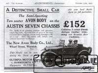 "austin-7-pub-300x225 Austin 7 (seven) ""Ulster"" de 1930 Divers"