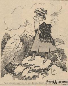 """journal-Le-Rire-1907-7-240x300 """"Rions un peu"""" avec Lorraine Dietrich Rions un peu"""