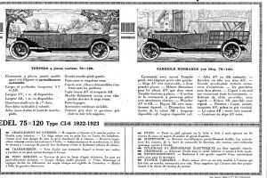 Donnet Zdel type CI 6 1922-1923 3