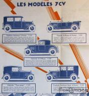 Donnet-Zedel-dépliant-1927-5-279x300 Donnet Zedel Type G2, 7 cv Cabriolet de 1927 Divers