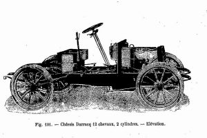 Manuel pratique d'automobilisme 1905 Darracq 2