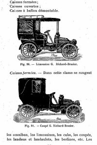 Manuel pratique d'automobilisme 1905 Richard Brasier 3
