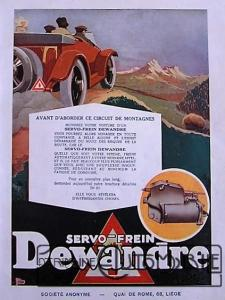 dewandre-225x300 Comment devenir constructeur automobile (d'avant-guerre)? Autre Divers Voitures françaises avant-guerre
