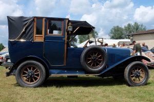 Donnet-Zedel-Landaulet-1925-CI-6-15-300x200 Donnet Zedel CI-6 de 1925 Landaulet Divers Voitures françaises avant-guerre