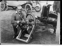 Lombard-André-sur-salmson-Brooklands-1921-300x222 Lombard 1927 Cyclecar / Grand-Sport / Bitza Divers