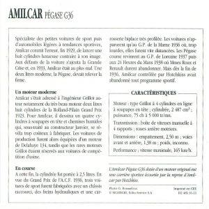 amilcar-pegase-g36-fiche-2-300x300 Amilcar Pégase Divers Voitures françaises avant-guerre