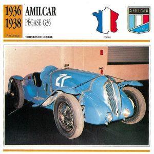 amilcar-pegase-g36-fiche-300x300 Amilcar Pégase Divers Voitures françaises avant-guerre