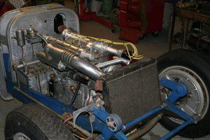 moteur-T-73-C-1-300x200 Bugatti Type 73C Divers Voitures françaises après guerre