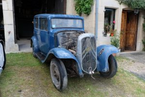 """Rosalie-Citroën-10AL-1933-25-300x200 Rosalie 10 AL de 1933 """"sortie de grange"""" A Vendre Voitures françaises avant-guerre"""