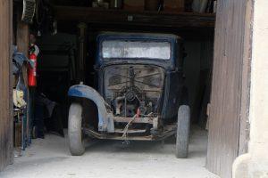 """Rosalie-Citroën-10AL-1933-3-300x200 Rosalie 10 AL de 1933 """"sortie de grange"""" A Vendre Voitures françaises avant-guerre"""