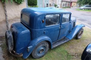 """Rosalie-Citroën-10AL-1933-33-300x200 Rosalie 10 AL de 1933 """"sortie de grange"""" A Vendre Voitures françaises avant-guerre"""