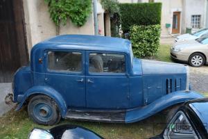 """Rosalie-Citroën-10AL-1933-42-300x200 Rosalie 10 AL de 1933 """"sortie de grange"""" A Vendre Voitures françaises avant-guerre"""