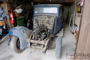 """Rosalie-Citroën-10AL-1933-7-300x200 Rosalie 10 AL de 1933 """"sortie de grange"""" A Vendre Voitures françaises avant-guerre"""