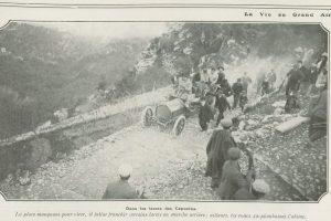 Lorraine Dietrich, Lla Vie au Grand Air 1908 4