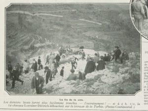 Lorraine Dietrich, Lla Vie au Grand Air 1908 6