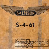 Salmson S-4-61, notice…