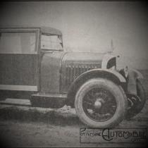 Avions Voisin 10 Cv (C7) dans le Génie Civil (1925)