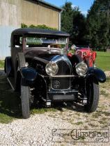 Lorraine Dietrich A4 Faux Cabriolet de 1924