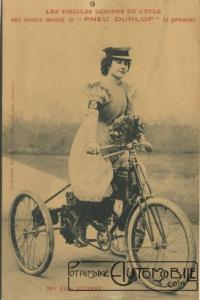 tricycle-lady-200x300 Femmes au volant... Autre Divers