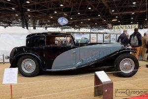 DSCF6524-300x200 Delage D8S coupé de 1932 Divers Voitures françaises avant-guerre