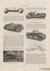 Automobilia-15-02-1920-cyclecars-2-214x300 Les cyclecars (Automobilia du 15/02/1920) 2/2 Cyclecar / Grand-Sport / Bitza Divers