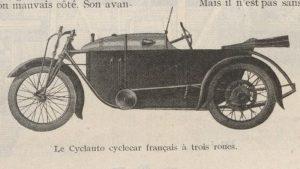 Automobilia-15-02-1920-cyclecars-3-cyclauto-300x169 Les cyclecars (Automobilia du 15/02/1920) 2/2 Cyclecar / Grand-Sport / Bitza Divers