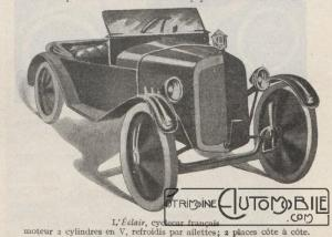 Automobilia-31-01-1920-cyclecars-éclair-4-300x214 Les cyclecars (Automobilia du 31/01/1920) 1/2 Divers