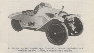 Automobilia-31-01-1920-cyclecars-morgan-300x169 Les cyclecars (Automobilia du 31/01/1920) 1/2 Cyclecar / Grand-Sport / Bitza Divers