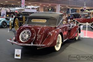 Delahaye-135-cabriolet-chapron-1937-2-300x200 Delahaye à Epoqu'auto 2016 (2/2) Divers Voitures françaises avant-guerre
