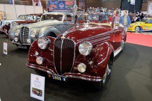 Delahaye-135-cabriolet-graber-1939-2-300x200 Delahaye à Epoqu'auto 2016 (2/2) Divers Voitures françaises avant-guerre