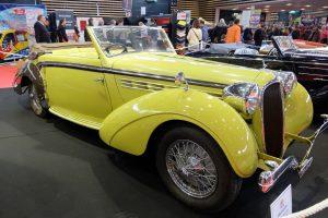 Delahaye-135-cabriolet-tuscher-1937-3-300x200 Delahaye à Epoqu'auto 2016 (2/2) Divers Voitures françaises avant-guerre