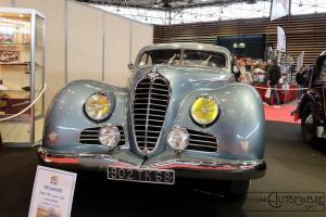 Delahaye-135-coach-antem-1949-2-300x200 Delahaye à Epoqu'auto 2016 (2/2) Divers Voitures françaises avant-guerre