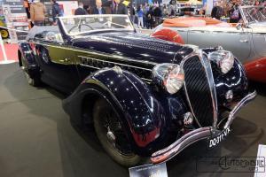 Delahaye-135-roadster-chapron-1937-2-300x200 Delahaye à Epoqu'auto 2016 (2/2) Divers Voitures françaises avant-guerre