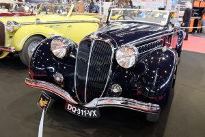 Delahaye-135-roadster-chapron-1937-3-300x200 Delahaye à Epoqu'auto 2016 (2/2) Divers Voitures françaises avant-guerre