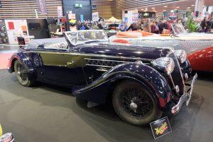 Delahaye-135-roadster-chapron-1937-4-300x200 Delahaye à Epoqu'auto 2016 (2/2) Divers Voitures françaises avant-guerre