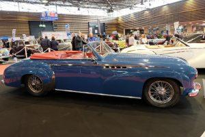 Delahaye-235-cabriolet-luxe-chapron-1952-3-300x200 Delahaye à Epoqu'auto 2016 (2/2) Divers Voitures françaises avant-guerre