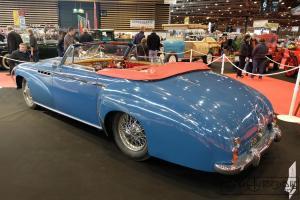 Delahaye-235-cabriolet-luxe-chapron-1952-4-300x200 Delahaye à Epoqu'auto 2016 (2/2) Divers Voitures françaises avant-guerre