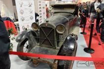 Salmson VAL 3 de 1924 à Rétromobile