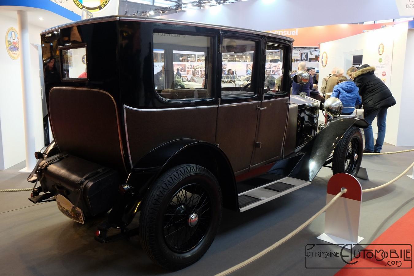 Automobiles et cyclecars bignan patrimoine automobile com for Porte garage sectionnelle 300x200