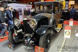 Bignan-type-1500bis-1922-6-300x200 Bignan à Rétromobile Cyclecar / Grand-Sport / Bitza Divers Voitures françaises avant-guerre